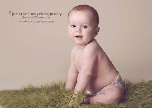 jax creations photography, baby, sandpoint id