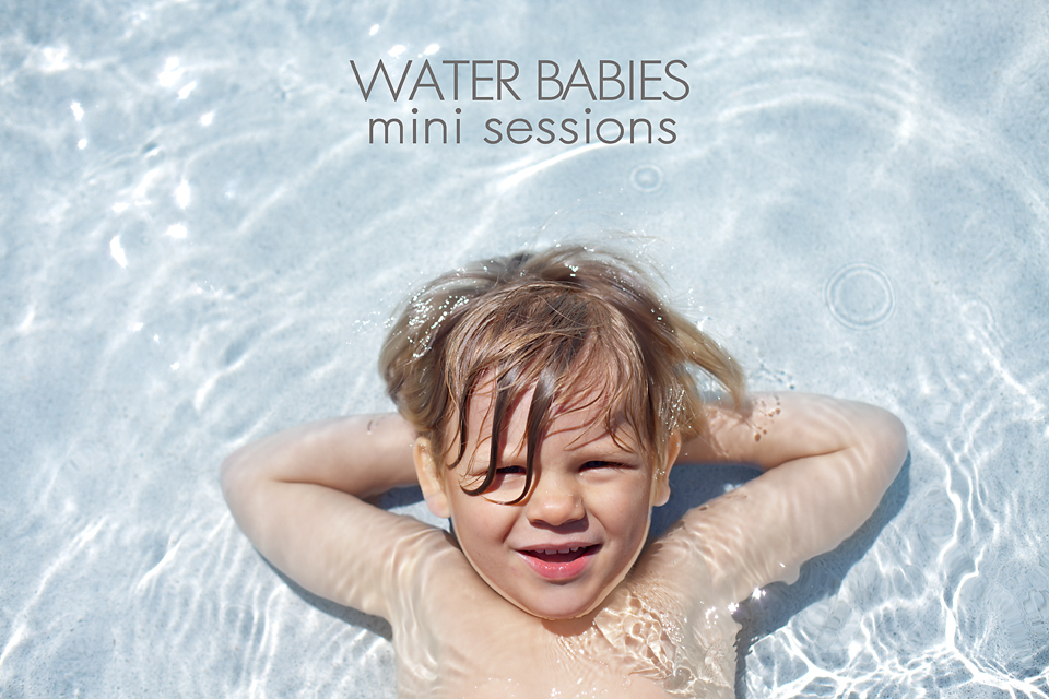 water babies, sandpoint idaho, kennewick wa, richland wa, swimming, jax creations photography