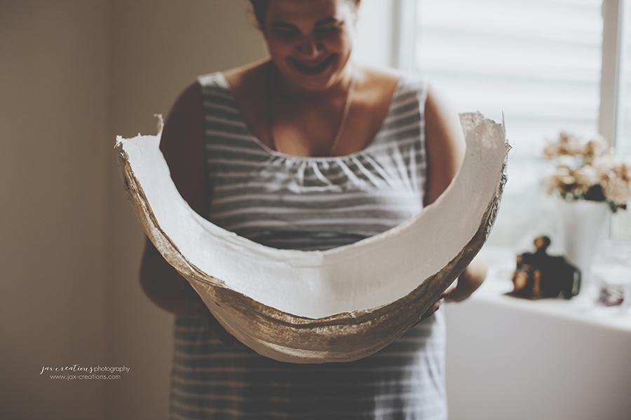 Maternity photography, Jax Creations Photography, belly cast, sandpoint id, coeur d'alene id, spokane wa