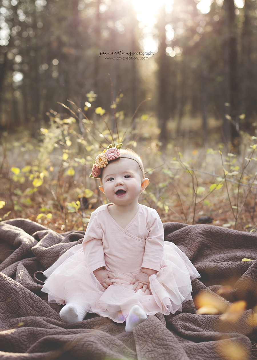 Jax Creations Photography, baby, baby girl, baby photographer, sandpoint idaho, coeur dalene photographer