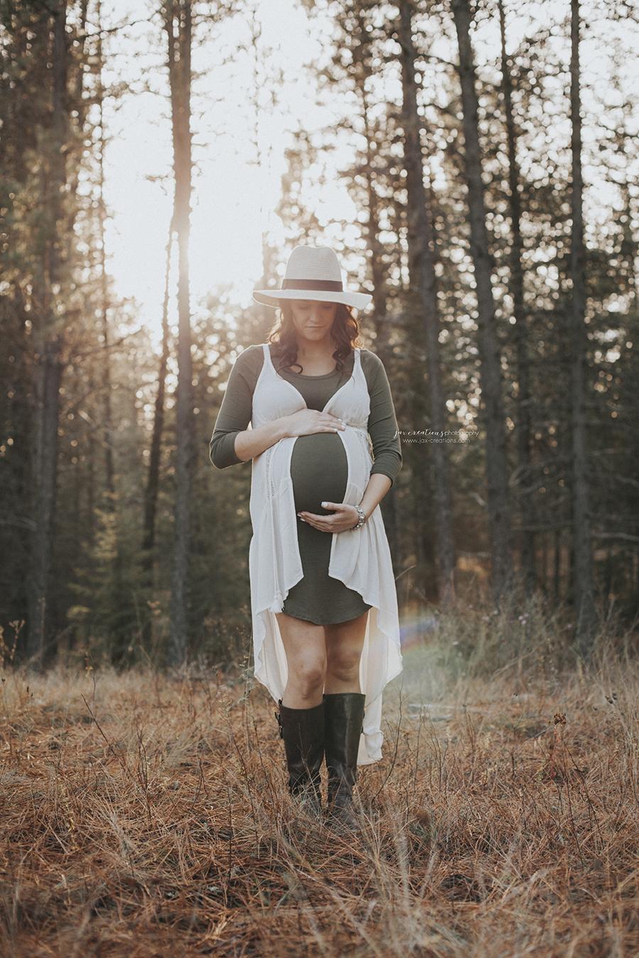 Jax Creations Photography, maternity photography, maternity, pregnancy, coeur dalene photographer, baby photographer