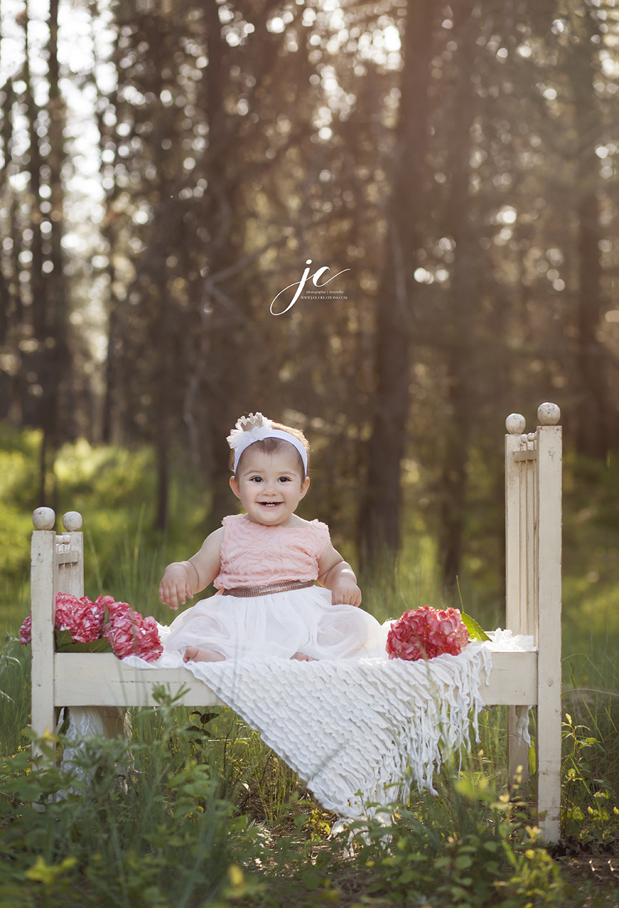 Jax Creations Photography, child photographer, baby, first birthday, coeur d'alene idaho photographer, cake smash