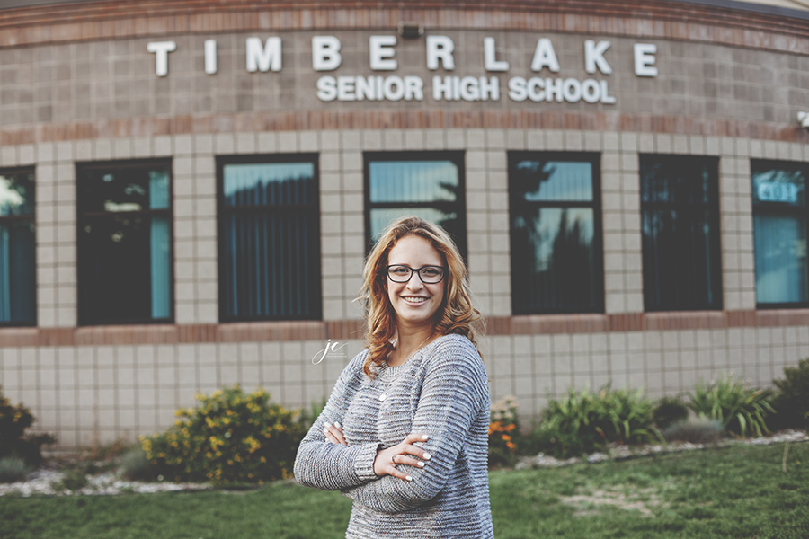 jax creations photography, senior photos, timberlake high school, spirit lake, coeur d'alene idaho, high school
